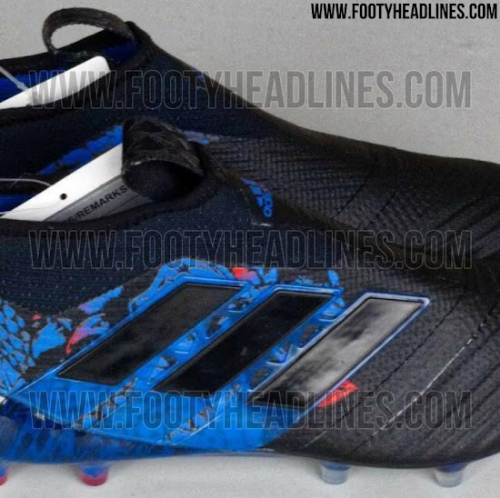 Special Edition Adidas Ace 17+ PureControl UCL Dragon 2017