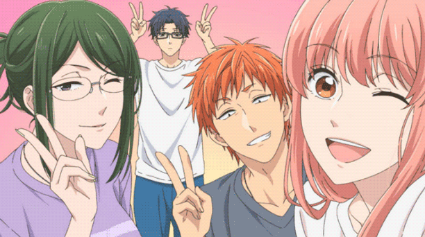 Wotaku ni Koi wa Muzukashii - Anime Romance 2018 Terbaik