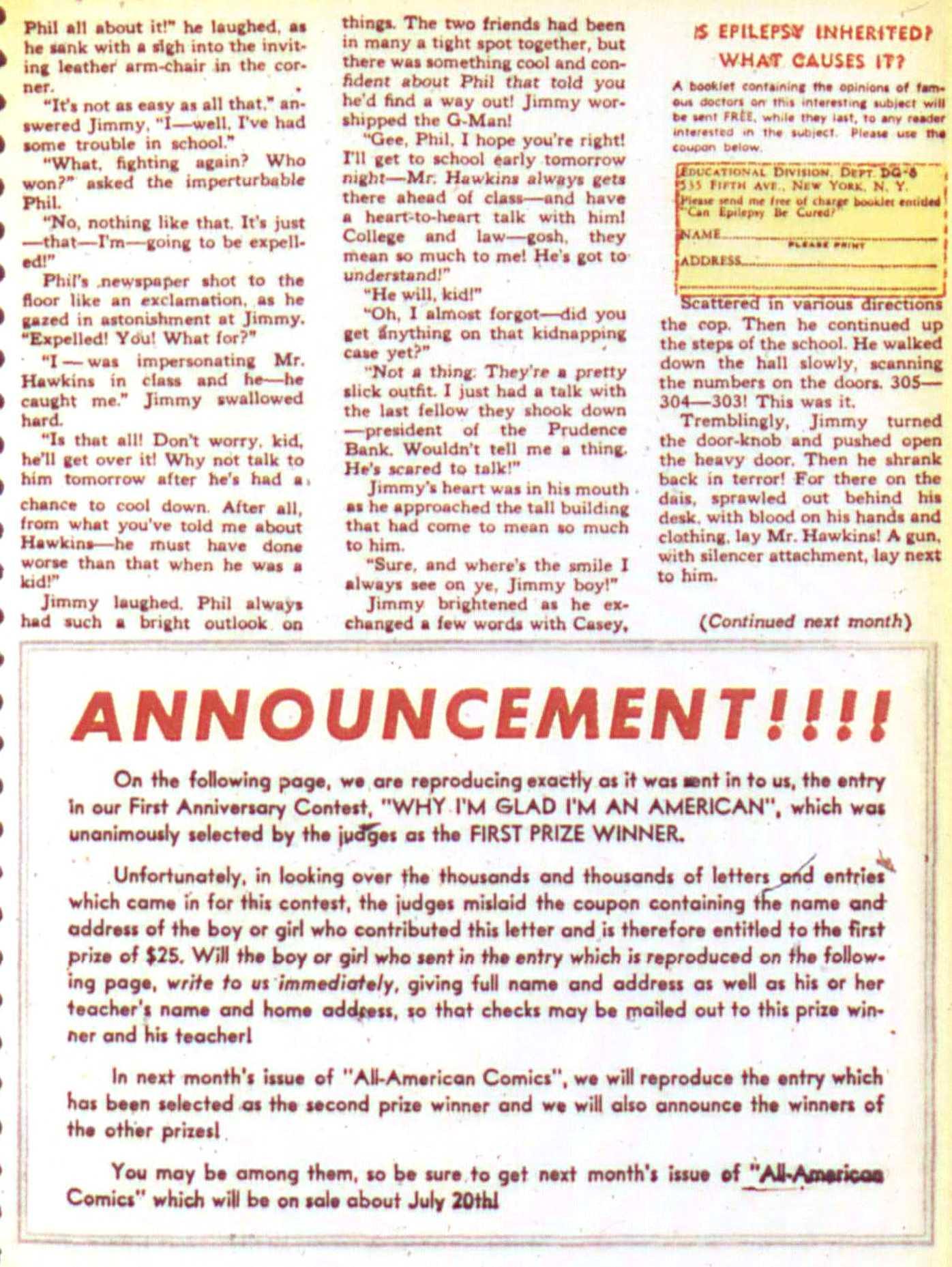Read online All-American Comics (1939) comic -  Issue #17 - 47