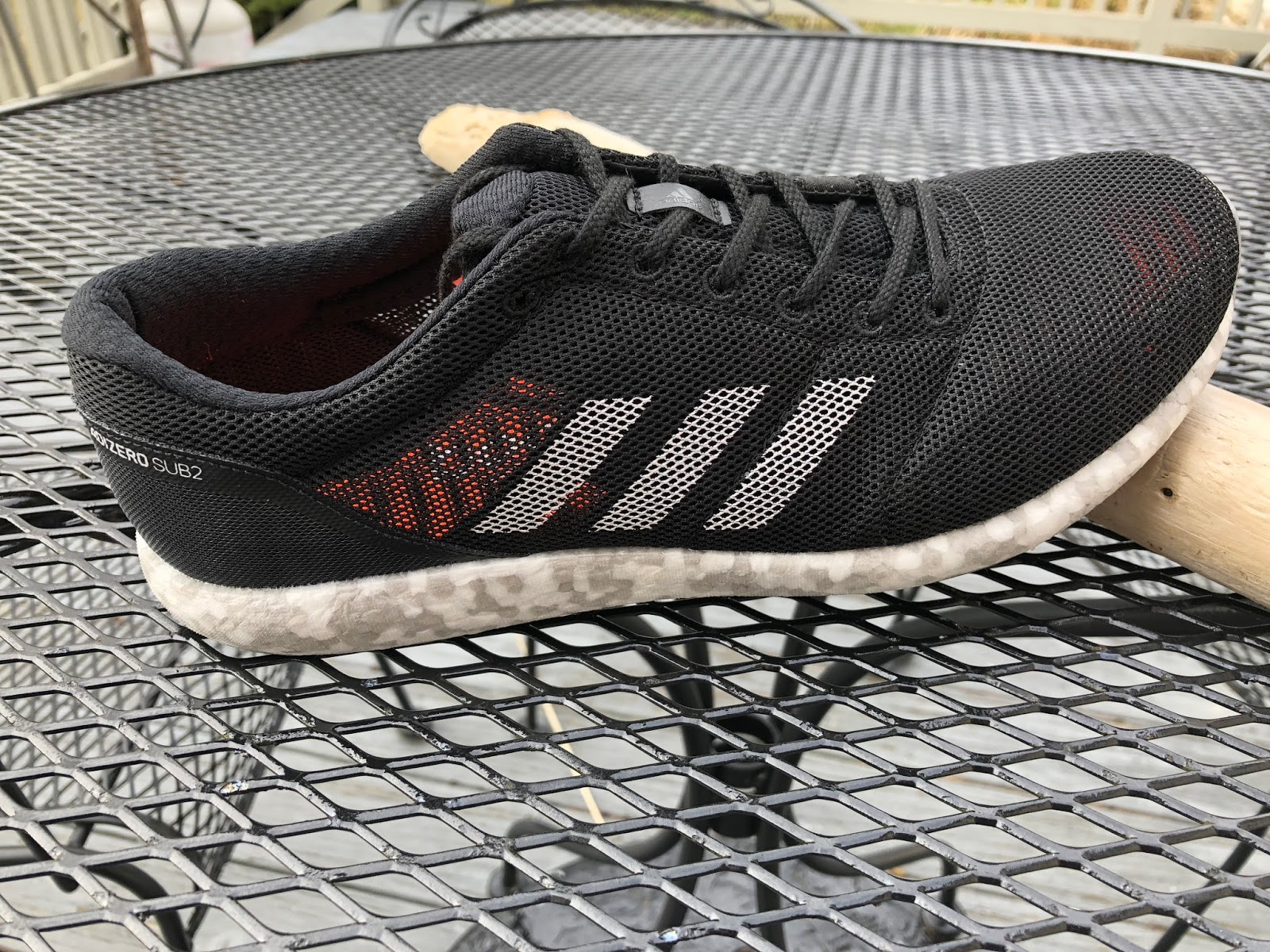 Peter  The midsole is where Sam and I begin to diverge here. I don t  particularly love Boost--I don t feel any real bounce or energy return from  it and it s ... f9412b376