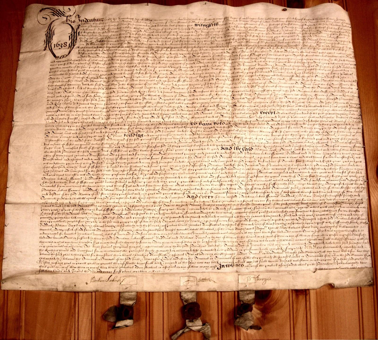 signed sealed delivered phrase