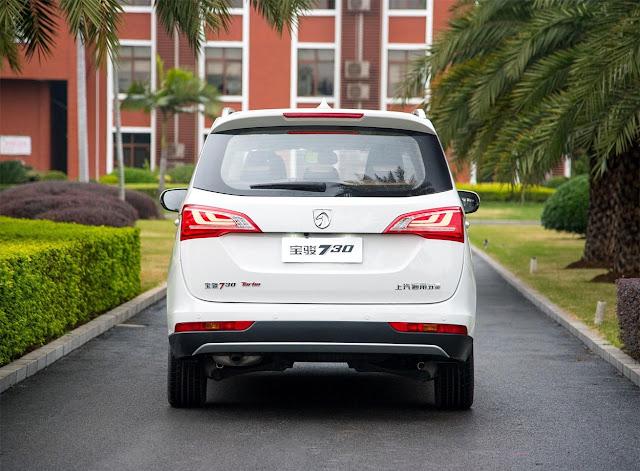 All New Kijang Innova Diesel Vs Bensin Grand Avanza Olx Mengintip Spesifikasi Wuling Baojun 730 Yang Tertangkap ...