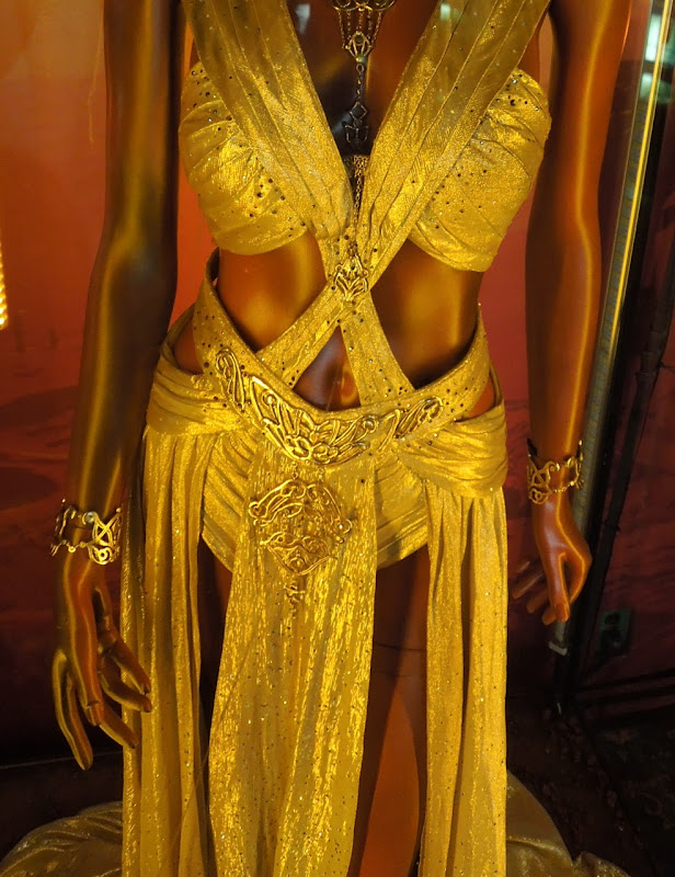 Dejah Thoris movie costume