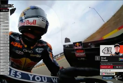 Hasil Lengkap Latihan Bebas 2 Moto3 Aragon, Spanyol 2016