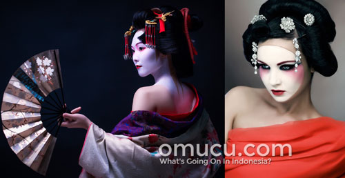 Simple and Chic Tips to Create Geisha Look