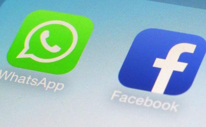 España multa a WhatsApp y Facebook por compartir datos de usuarios