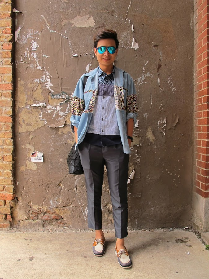 chicago street style fashion