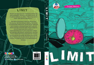 proses kreatif menulis novel limit