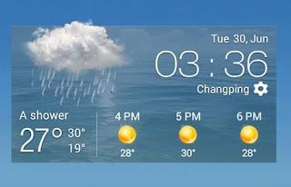 aplikasi cuaca android terbaik