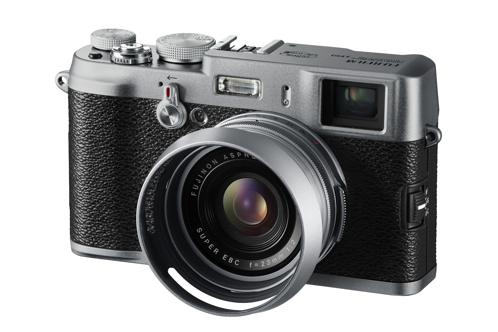 Thoughts From My Camera Fujifilm X100 Amp X10 Firmware Updates