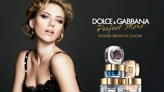 New from Dolce & Gabbana Perfect Mono Cream Eye Colour