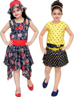 Stylish Frock for Kids