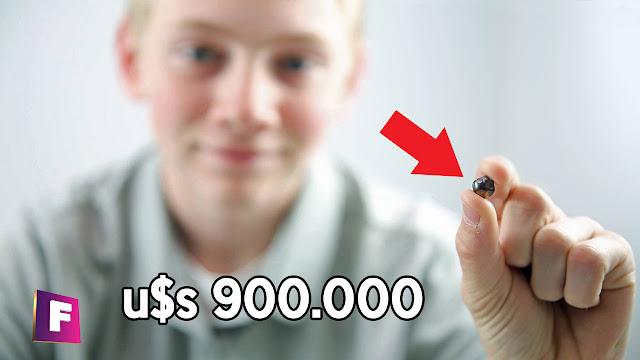 existen minerales y gemas que pueden cambiar tu destino completamente - llenandote de una gran fortuna