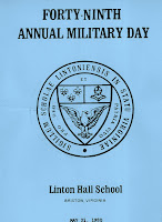 Linton Hall Military School Military Day