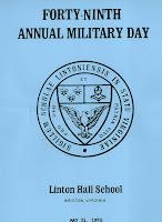 Linton Hall Military School Military Day