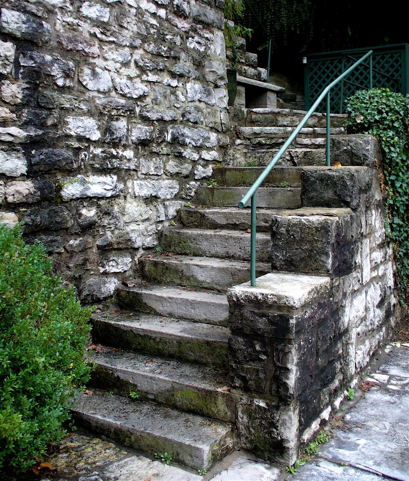 Alt Build Blog Stone Steps In Eureka Springs Ark