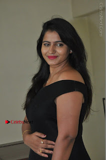 Telugu Actress Swathi Reddy Latest Stills in Black Gown  0036.JPG
