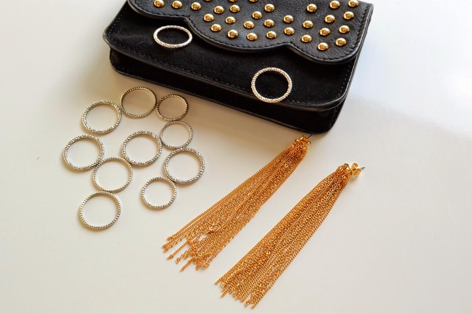 H&M bijoux