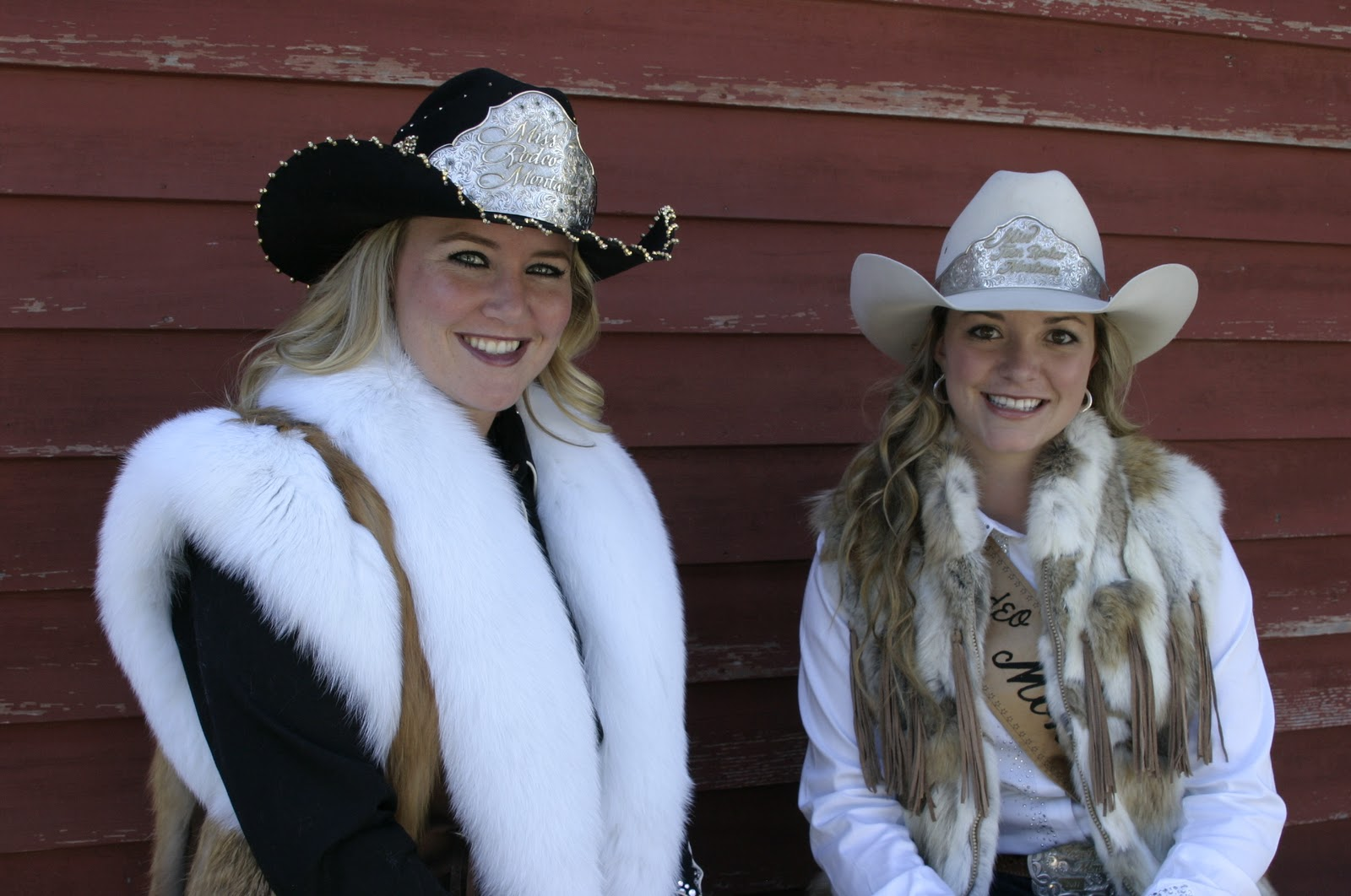 My Year As Miss Rodeo Montana 2011 September 2011