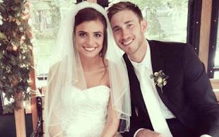 Gordon Hayward S Wedding With His Girlfriend Robyn Hayward