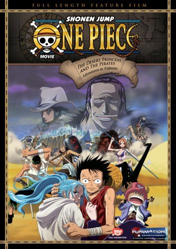 One Piece The Movie 08: The Desert Princess and the Pirates: Adventures in Alabasta