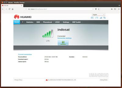 Mengganti Mobile Partner Jadi HiLink Huawei