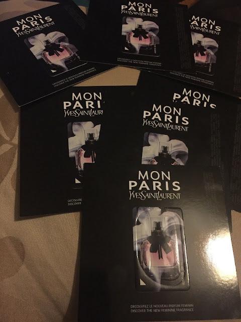 احصل على عينات مجانية من العطور 2018 Mon Paris Couture مجانا الى باب منزلك
