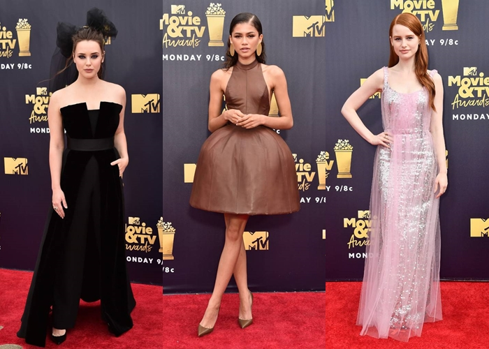 red carpet mtv movie tv awards 2018