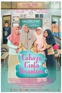 Download Film Cahaya Cinta Pesantren (2017) HDTV Full Movie