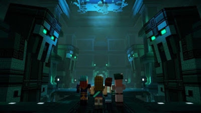 Minecraft Story Mode Season Two Mod Unlocked Episode