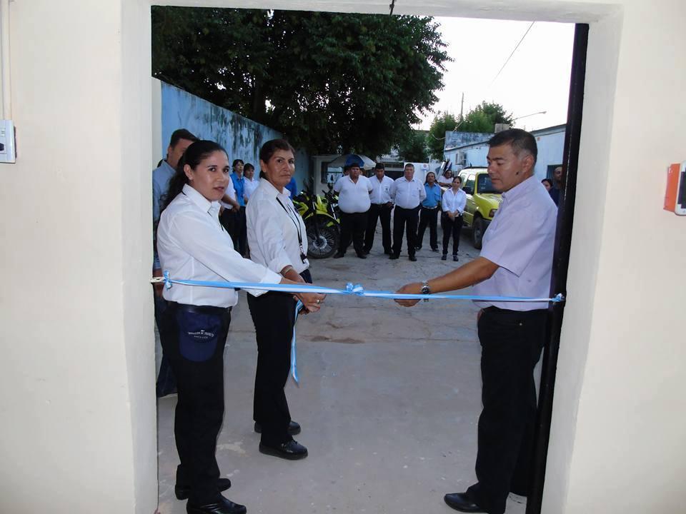 Comunidad santa luc a se inaugur las oficinas de seguridad vial y ciudadana - Oficinas santa lucia madrid ...