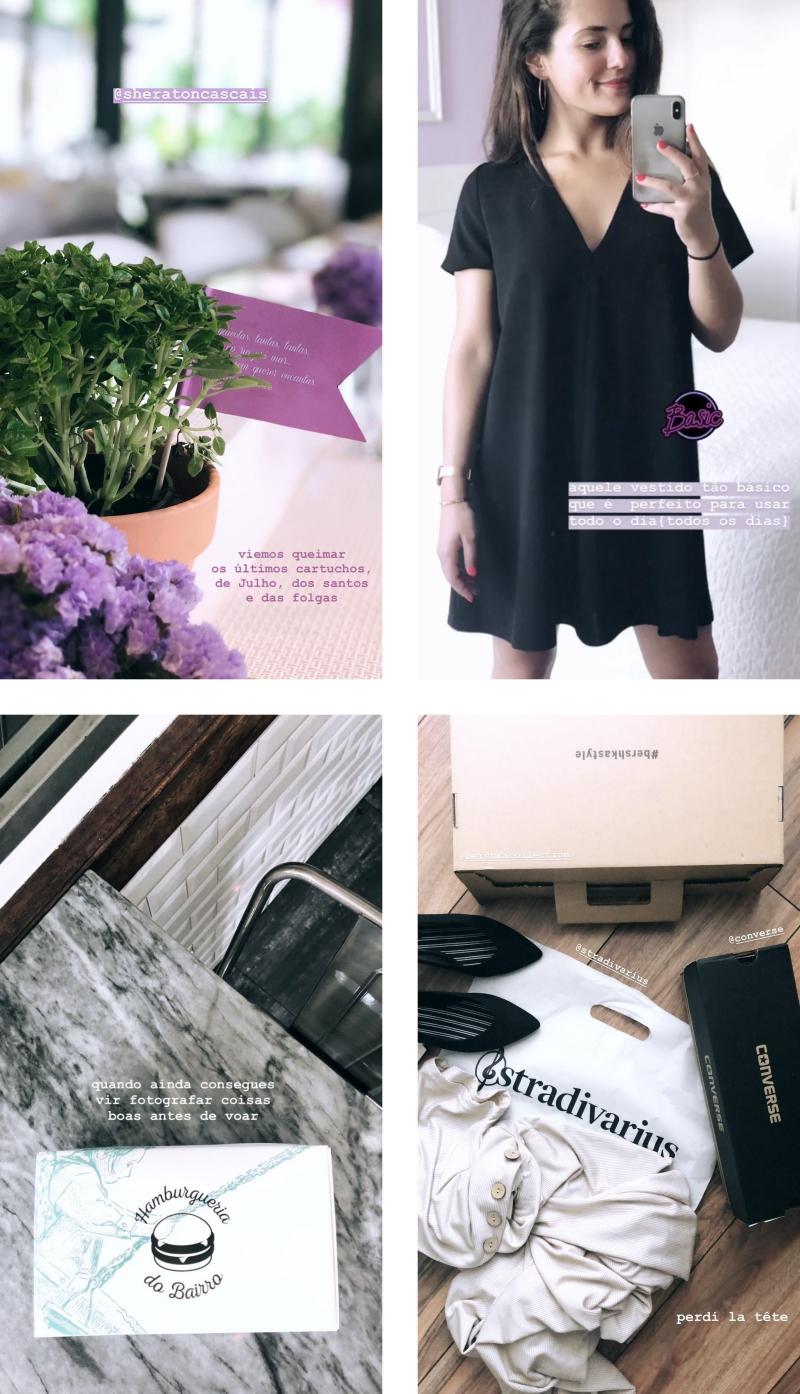 88f119dcd Para todas as meninas que perguntaram (porque perguntaram muitoooo): o  vestido básico-básico é Zara.