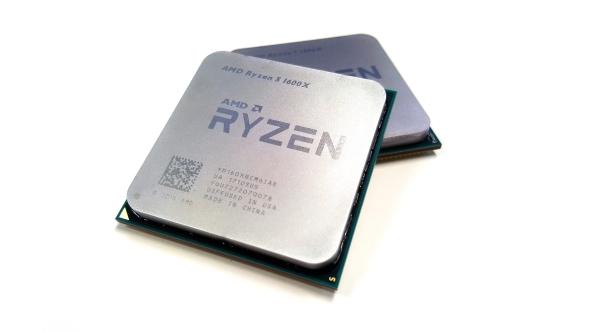 معالجات جديده من شركة AMD تتبع سلسلة AMD Ryzen لأجهزة الحواسيب