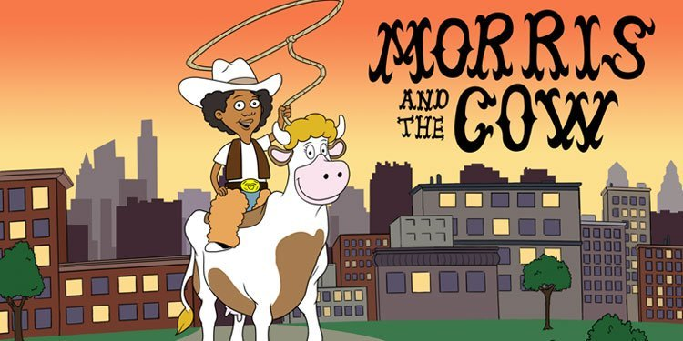 Morris and the Cow is one of six new Amazon pilots for kids