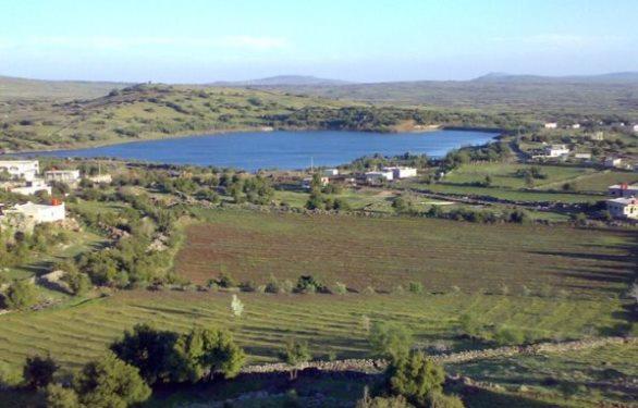 أزمة مياه خانقة في بلدات الكفر وحبران جراء خروج سد حبران من الاستثمار؟