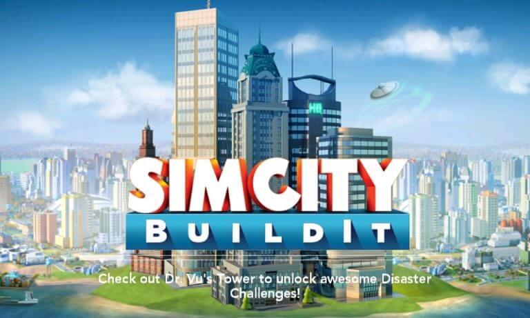تحميل لعبة simcity 5 ماي ايجي