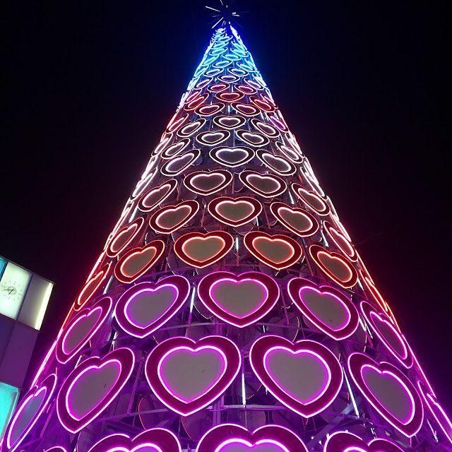 Liverpool Christmas Tree