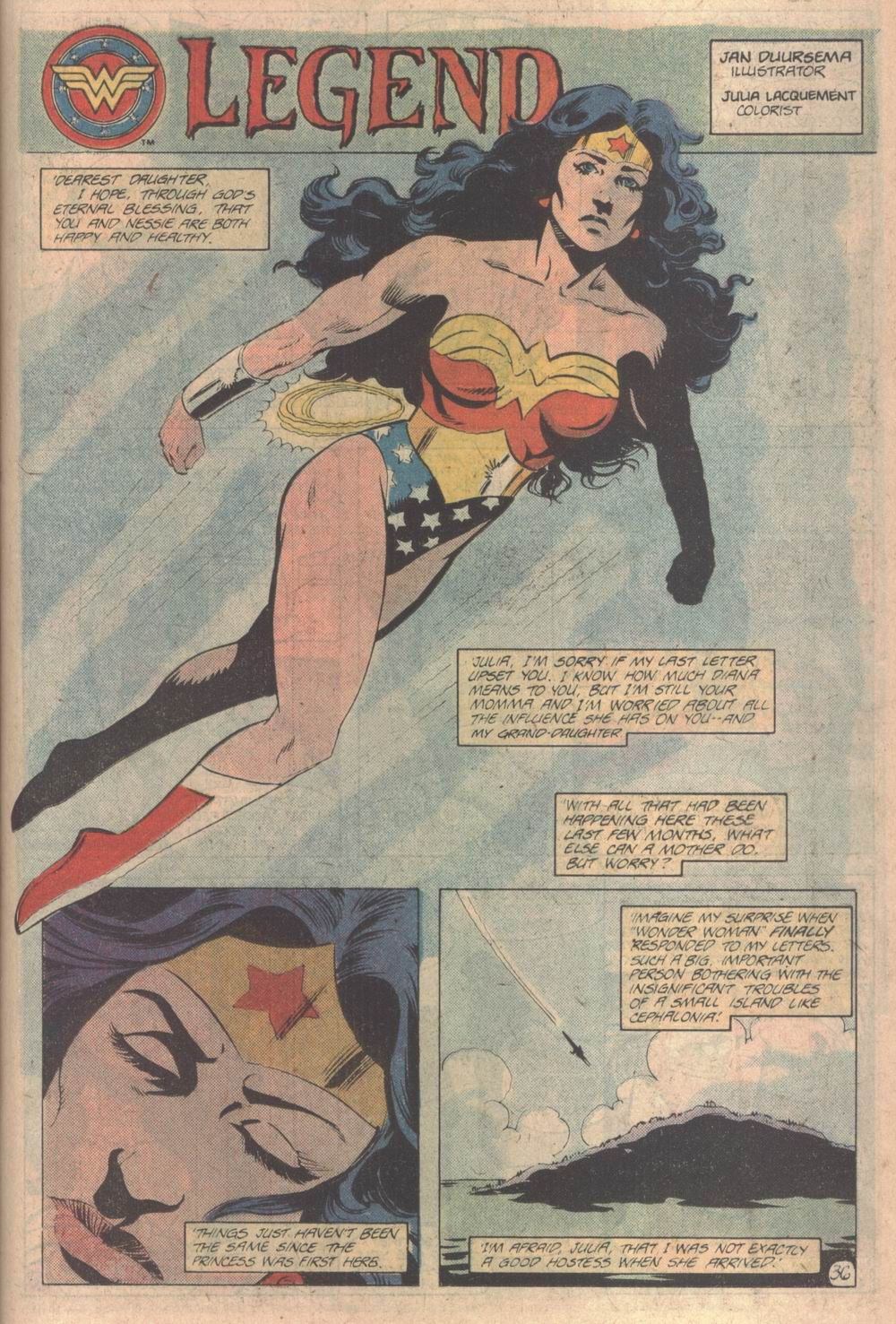 Read online Wonder Woman (1987) comic -  Issue # Annual 2 - 37
