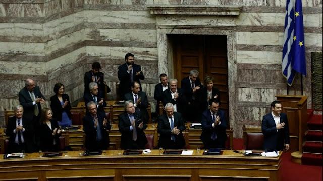 Αλέξης Τσίπρας: Η Βουλή έδωσε ψήφο εμπιστοσύνης στη σταθερότητα