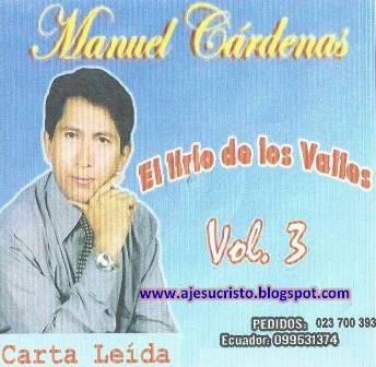 Manuel Cárdenas-Vol 3-Carta Leída-