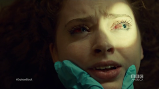 Orphan Black. Gracie.