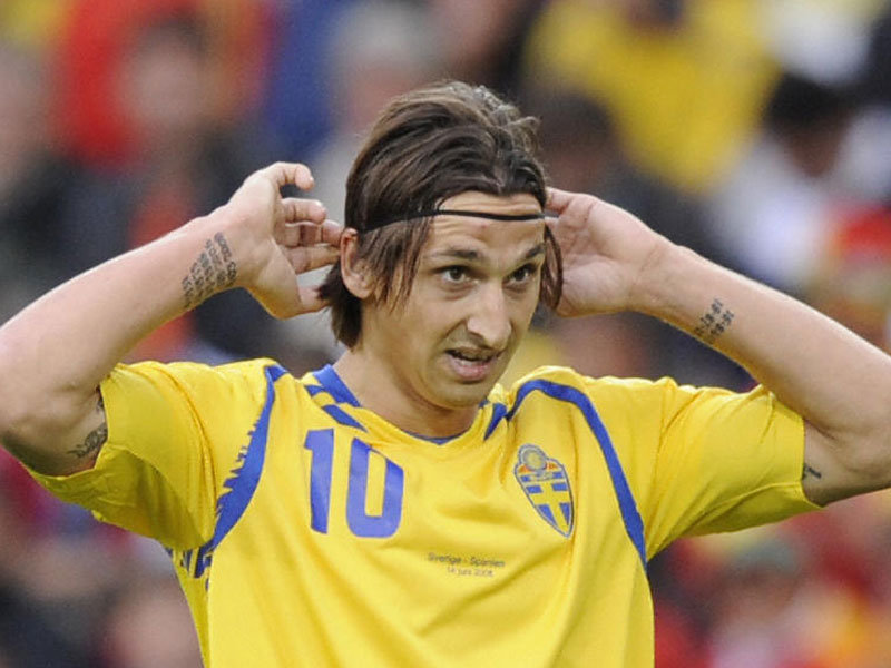 Zlatan Ibrahimovic - Best Player Profile - Top Striker - Ain Sport