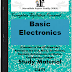 Basic Electronics (EDC) PDF Study Materials cum Notes, Engineering E-Books Free Download