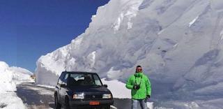 Έξι μέτρα χιόνι στο Βελούχι! (Photos)