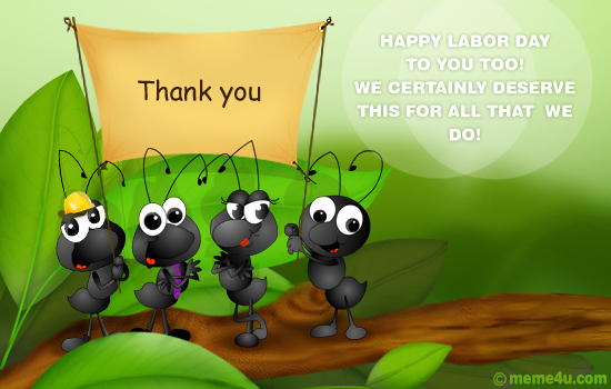 labor day greeting cards 2016