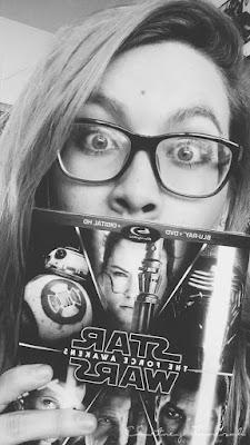 Courtney Tomesch Star Wars The Force Awakens