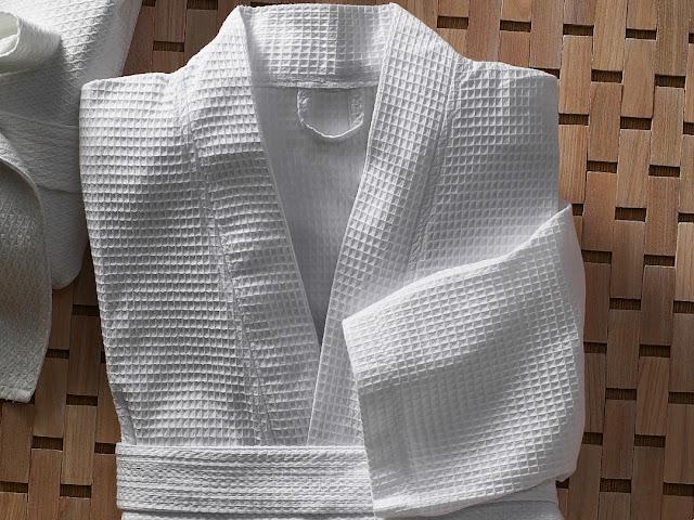 Áo choàng tắm khách sạn, spa cao cấp