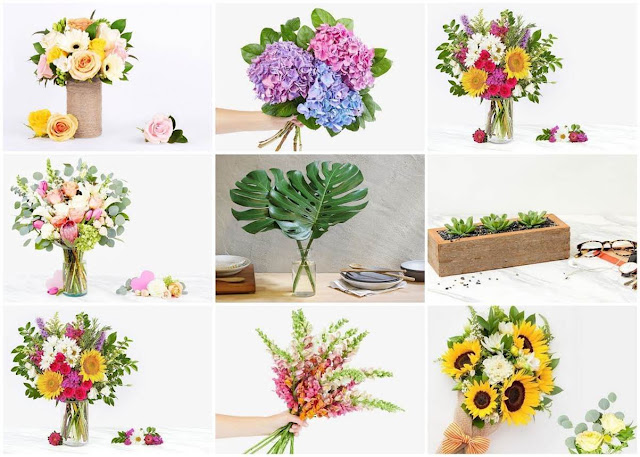 Beautifully Crafted Plants and Flower Bouquets from A Better Florist