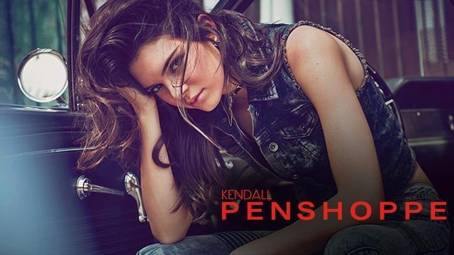 Penshoppe Summer 2015 Campaign stars Kendall Jenner