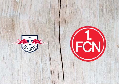 RB Leipzig vs Nuernberg - Highlights 07 October 2018